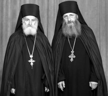 Cuvioşii Părinţi Serafim (Alexiev) şi Serghie (Iazagiev)
