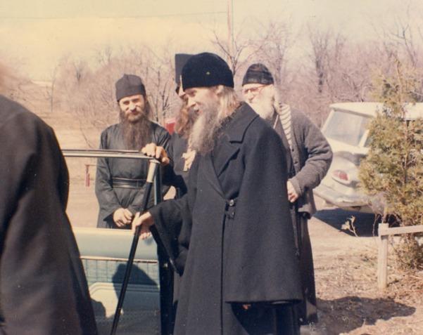 Sfântul Mitropolit Filaret, întâistătătorul Bisericii Ortodoxe Ruse din Afara Graniţelor, 1966.
