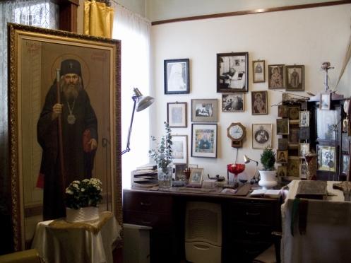 Chilia Sfântului Ioan Maximovici