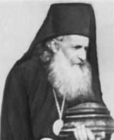 Cuviosul Ieronim Aghioritul din Creta