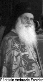 Părintele Ambrozie Fontrier noul apostol al Franţei