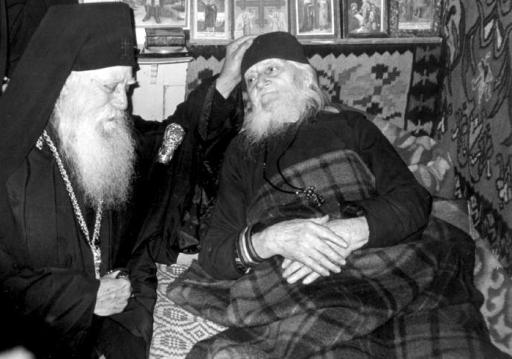 IPS Calist al Corintului la Sfântul Glicherie aflat pe patul de suferinţă
