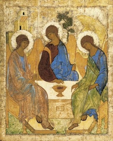 Preasfânta Treime, icoană a Sfântului Andrei Rubliov