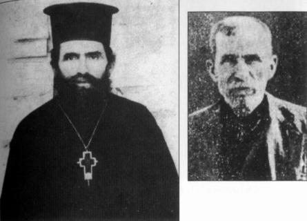 Preotul Nicolae Smyrlis din Kalamata înainte şi după puşcărie