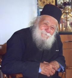 Părintele arhimandrit Nifon (Marinache) de la Slătioara