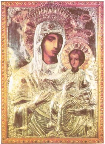 """Sfânta Icoană a Maicii Domnului """"Prodromiţa"""""""